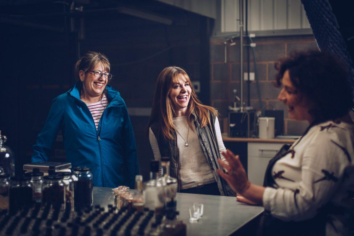 Nicola Exmoor Distillery Tour