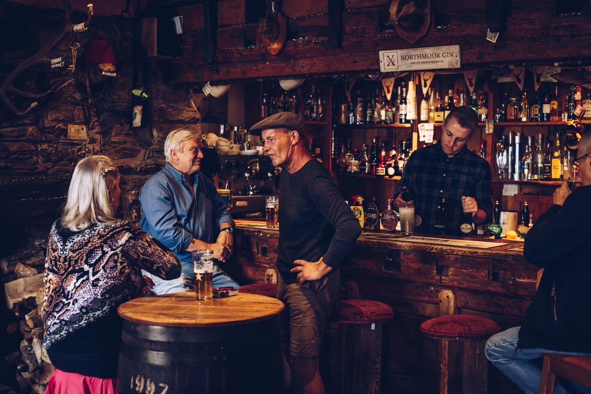 The 8 Best Exmoor Pubs and Distilleries