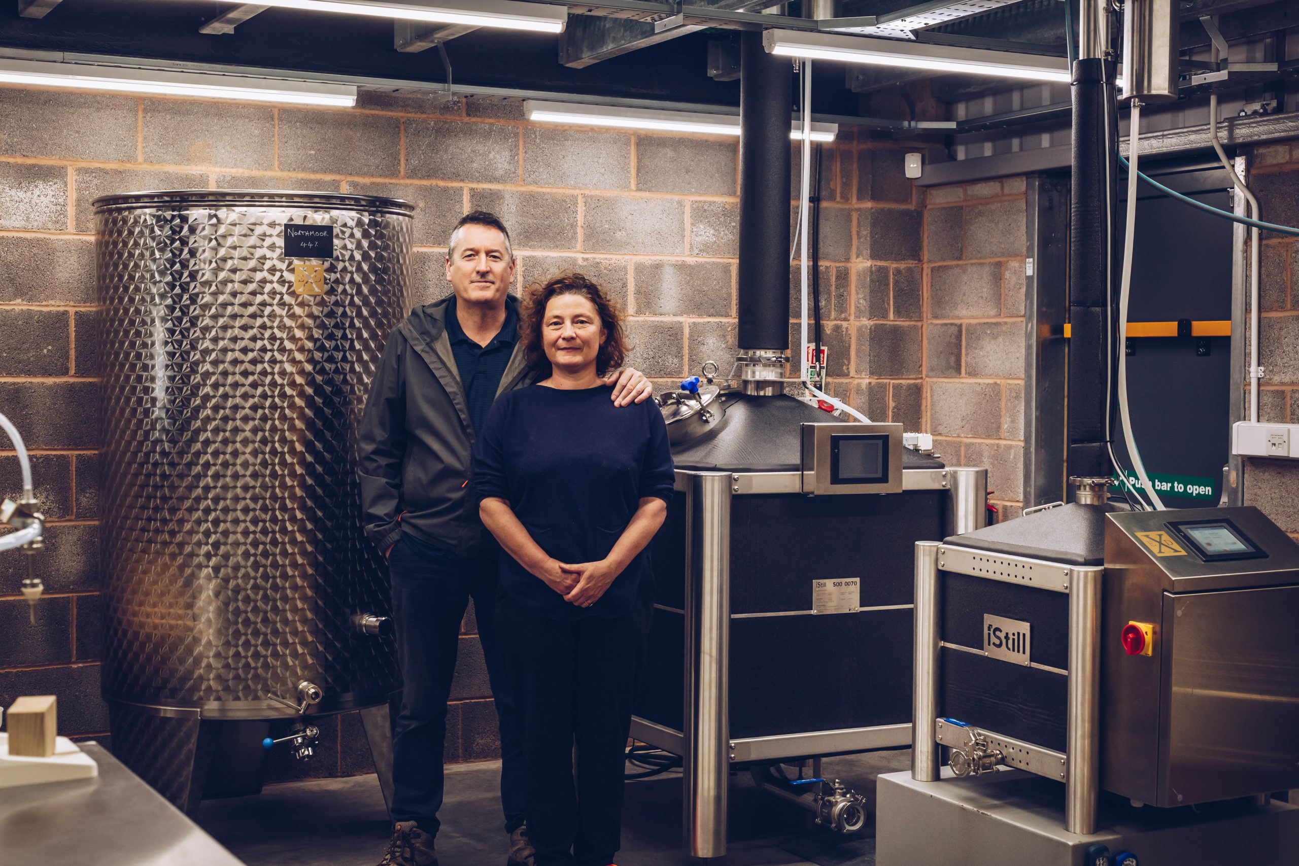 John and Nicola