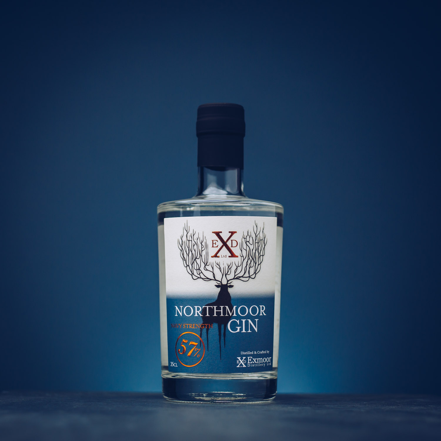 Navy Strength Gin - Exmoor Distillery