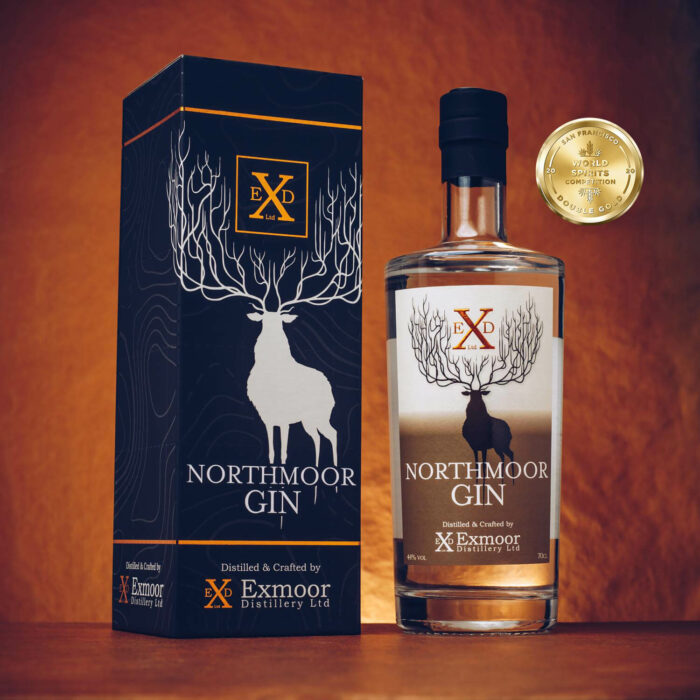 Northmoor Classic with gift box Double Gold Award SFWSC