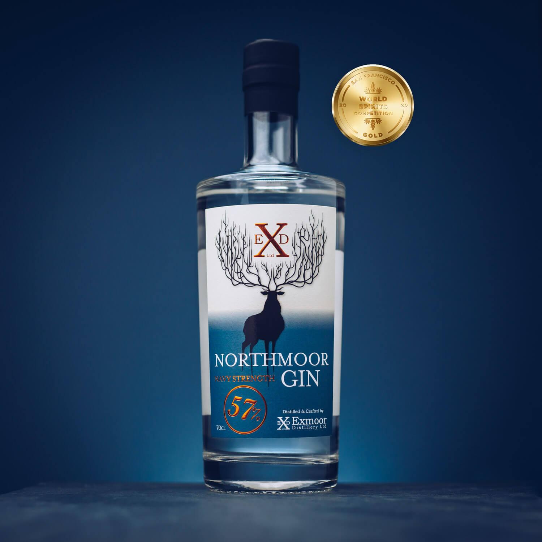 Northmoor Navy Gold Award SFWSC