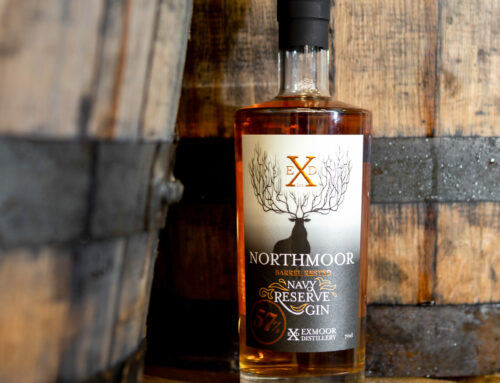NEW! Northmoor Navy Reserve Gin