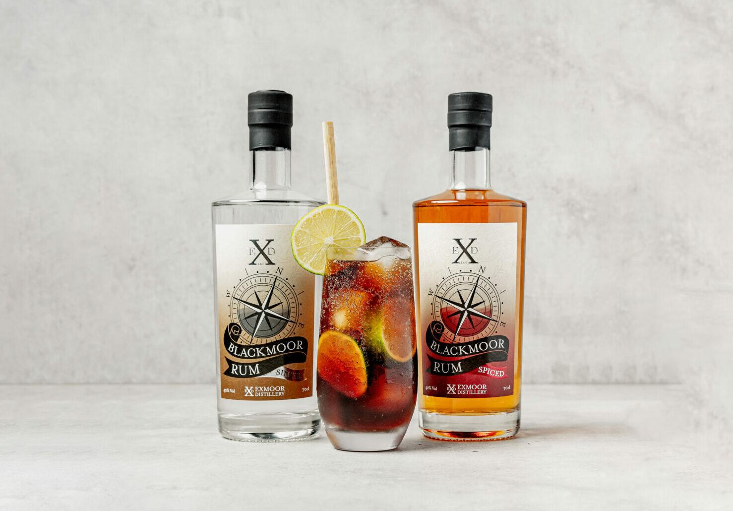 NEW! Blackmoor Rum