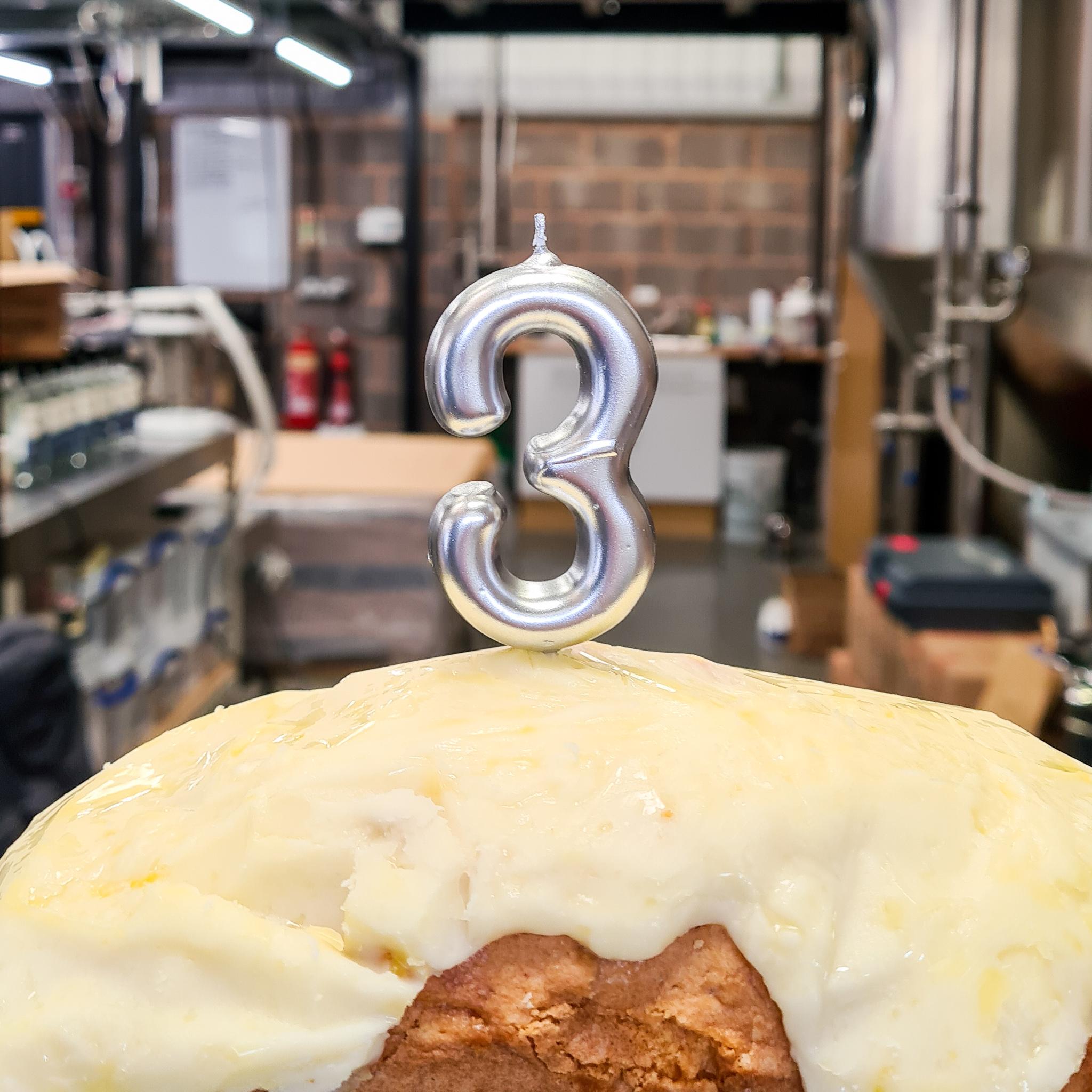 Exmoor Distillery's 3rd Anniversary
